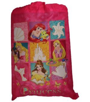 Disney Princess Drawstring Trainer Bag