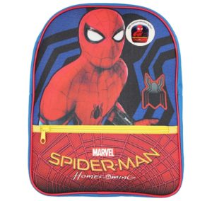 Marvel Spiderman: Homecoming Light Up Eyes Backpack