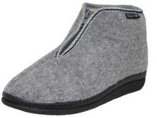 Re-LaXX Women's Faux Sheepskin Orthopaedic Slipper Boots