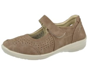 antonio womens faux leather mary jane shoes taupe