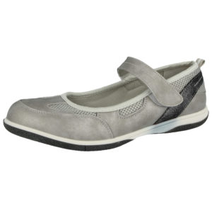 Celinda Women's Faux Leather Touch & Close Mary Jane Shoes