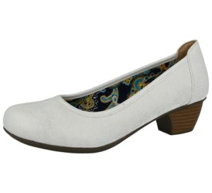 Coconel Women's Faux Leather Slip On Court Shoes