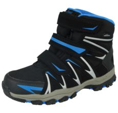 Young Spirit Unisex Triple Touch & Close Winter Boots - Blue