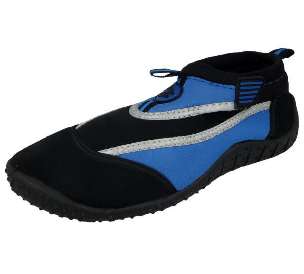 Galop Unisex Neoprene Slip On Wet Shoes - Black/Blue