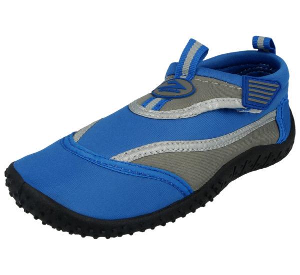 Galop Unisex Neoprene Slip On Wet Shoes - Blue/Grey