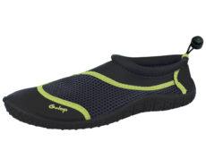 Galop Unisex Neoprene Mesh Slip On Wet Shoes - Black