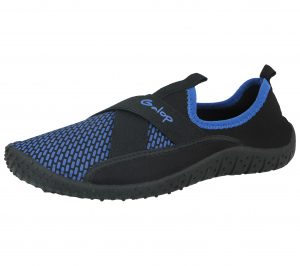 Galop Boys Neoprene Mesh Slip On Wet Shoes - Blue