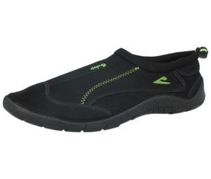 Galop Unisex Neoprene Toggle Slip On Wet Shoes - Black