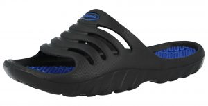 Spartskin Unisex Adults EVA Slip On Slider Sandals - Black Navy