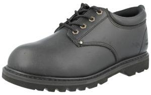Namiwork Men's Faux Leather Lace Up Brogue Shoes