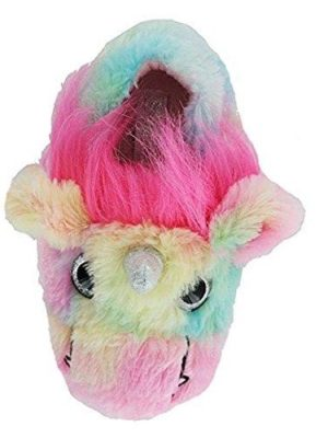Sweet Dreams Girls Unicorn Novelty Slippers