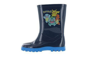 Pokémon Boys Waterproof Wellington Boots