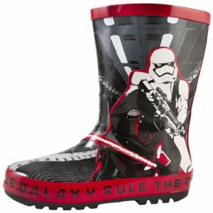 Disney Star Wars Boys Kylo Ren Wellington Boots