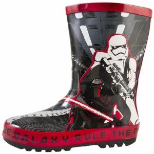 Star Wars Boys Kylo Ren Wellington Boots