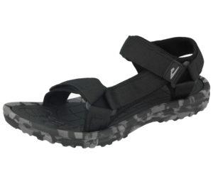 Galop Men's Textile Camouflage Triple Touch & Close Sandals