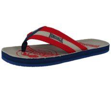 Lonsdale Men's Textile Toe Post Flip Flops
