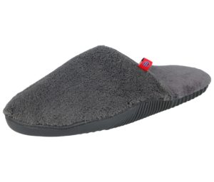Barry Shoes Men's Towelling Mule Slippers