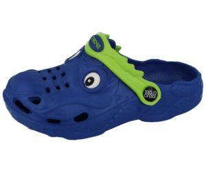 Boys Cloxx R11100 Crocodile Clogs
