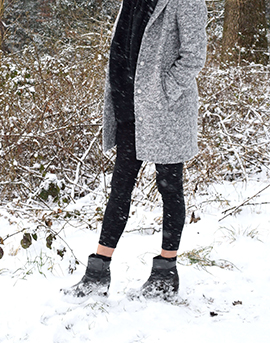 Womens Boots In Snow