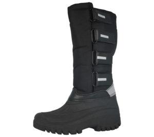 Ladies-Groundwork-Black-Snow-Boots