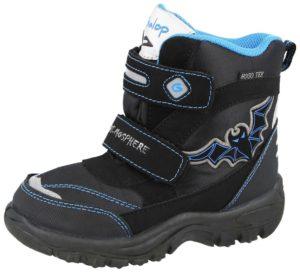 Boys Galop Bat Snow Boots